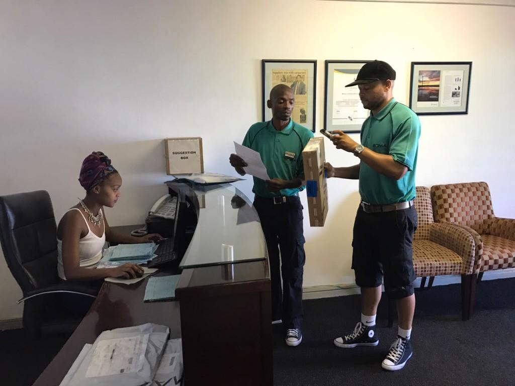 Brima Courier Services